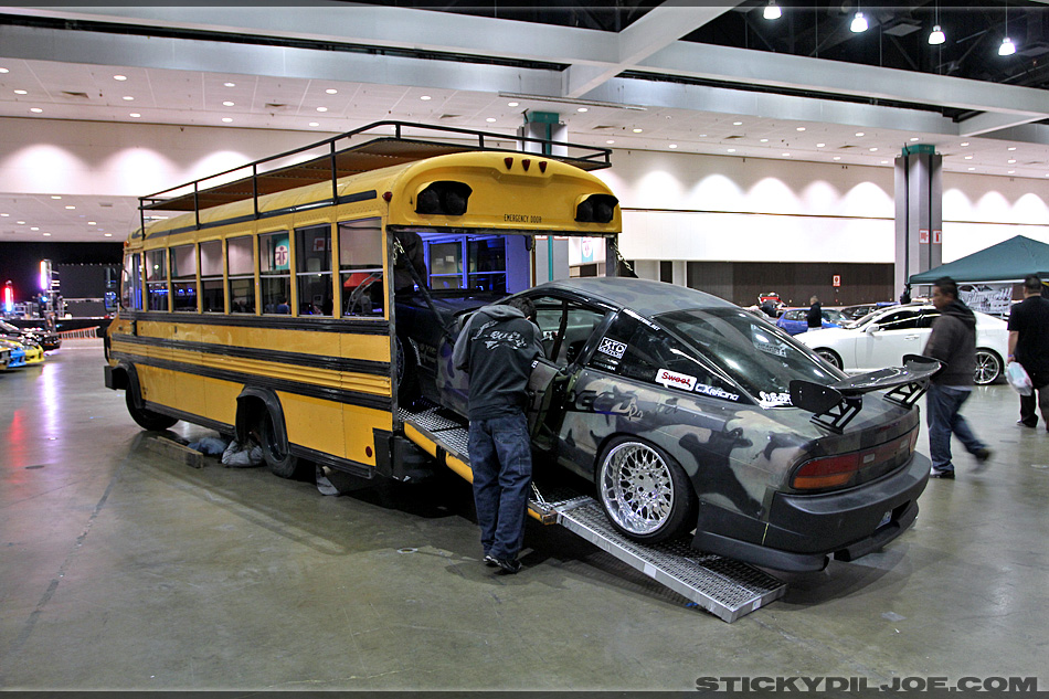 The Wheels On The Bus Go Round And Roundon Peterbilt Pickup Truck Conversion